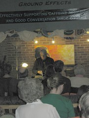 Gurney Norman reads at KFTC fundraiser in Berea