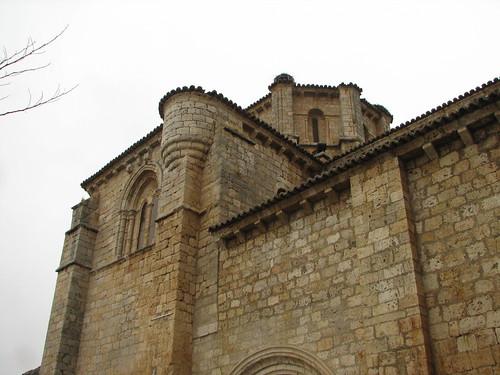 Iglesia de Santa María la mayor - Exterior cimborrio 2