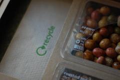 graze box: napkin!