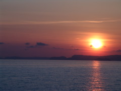 Sunset (amipreside) Tags: sunset tramonto mare sole worldwidelandscapes natureselegantshots fleursetpaysages flickrsportal llitedespaysages