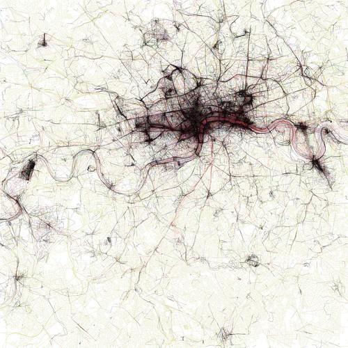The Geotaggers' World Atlas #2: London