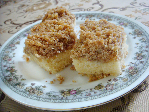 New York Style Coffee Cake from Baked Explorations