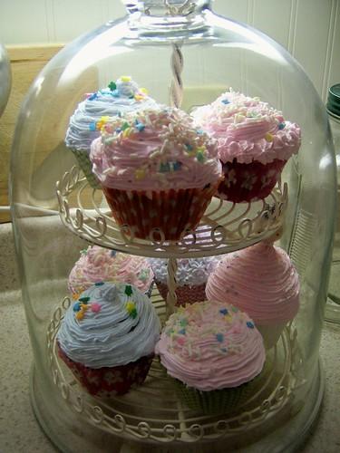 cuppie cakes!