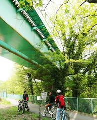 BRIDGE (noz.) Tags: bike japan mountainbike mtb jpn byke