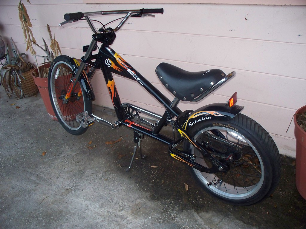 2004 Schwinn Sting-Ray Orange County Chopper
