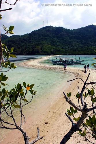 el nido-snake island
