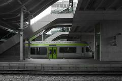 Bern Station V (jaeschol) Tags: station switzerland sony railway bern a700 ltschbergerli
