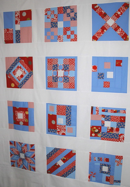 my bee germany quilt-top