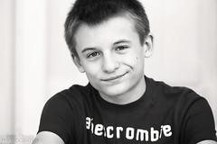 Abercrombie Kid (Jenny Onsager) Tags: portrait kids canon abercrombie blackandwhitephotography kidsportrait blackandwhiteportrait abercrombiekids mygearandme jennyonsager