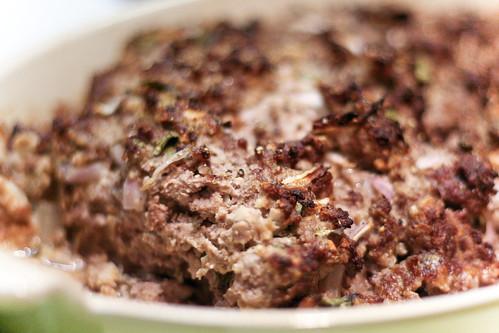 tarragon meatloaf