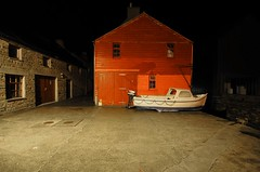 Stromness Shed and Boat