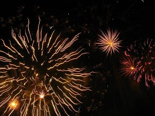 Fireworks @ Puerto Avenue