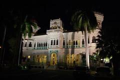 Palacio De Valle At Night (hartlandmartin) Tags: bar night de lights restaurant nikon cuba colonial valle spanish mansion cienfuegos palacio d40 1855vr