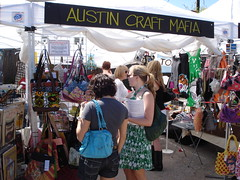 The Austin Craft Mafia Booth