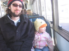 Riding the Bus to the Children's Museum
