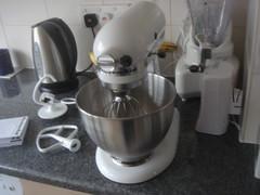 Kitchen Aid!