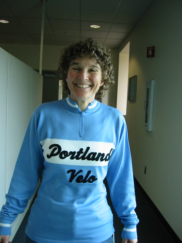The Portland Velo wool jerseys are IN!
