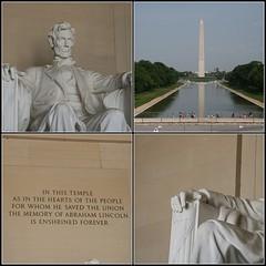 Lincoln Memorial Mosaiac