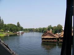 River Kwai (jackandsheldon) Tags: bridge river kwai thaland