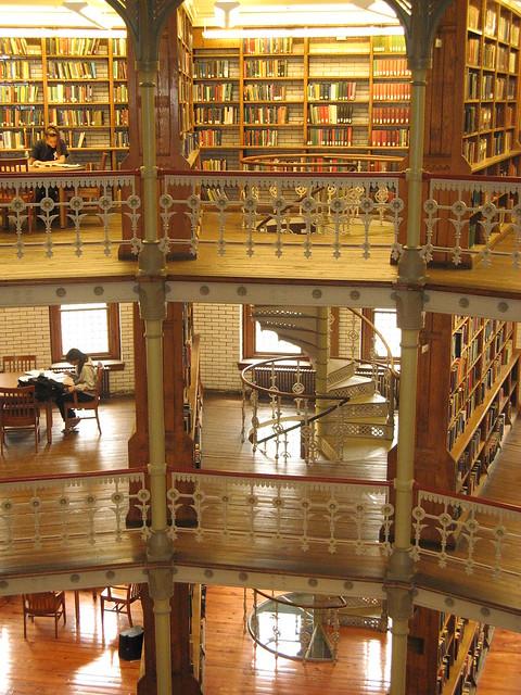 Linderman Library #5 4-08