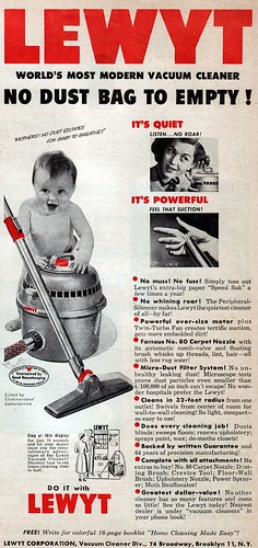 IMG_0005 Lewyt vacuum cleaner 1950s