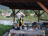 Dan at Skykomish, plus bikes