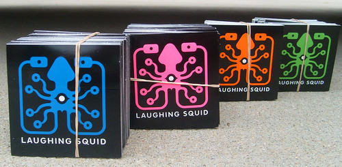 laughing squid stickers