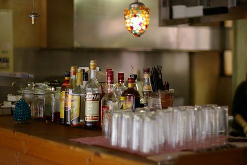 Cafe & Bar Marble 店内