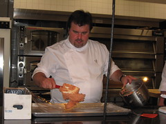 Pierre Hermé: Making tomato puff pastry for Revelation