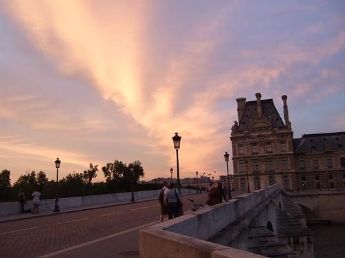 Parisian Vanilla Sky