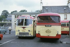 Western SMT 1704, 1841 (georgeupstairs) Tags: bus bristol leopard western alexander 1972 smt leyland dumfries mw mw6g psu33r gallowaycoach tcs156 vcs395