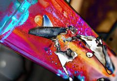 lightmet (Butterpecs) Tags: lighter melted