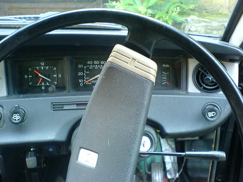 Flickriver: Photoset '1977 Datsun 120Y' by Simon Collison