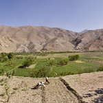 On the road from Kabul to Bamyan