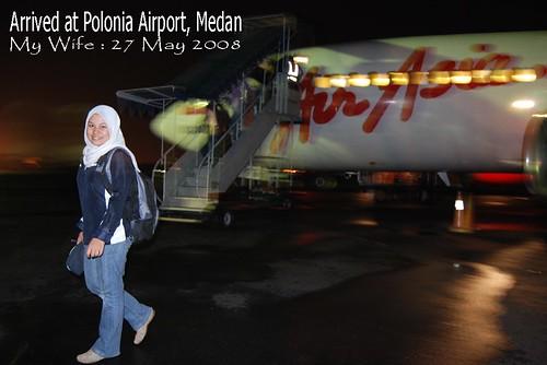 Polonia Airport, Medan