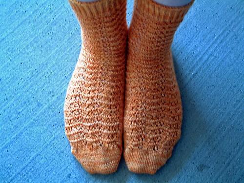 Marigold Socks- On