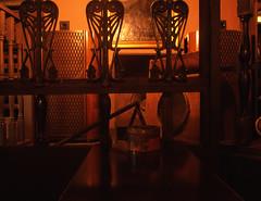 cafe Renaissance.. (F_blue) Tags: tokyo 645 fujichrome classicalmusic tannoy provia100f vacuumtube koenji  etrs radiovalve rdpiii zenzabronica zenzanonpe5028 splprecords fblue2008