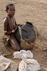 Child, Southern Ethiopia, November 2007