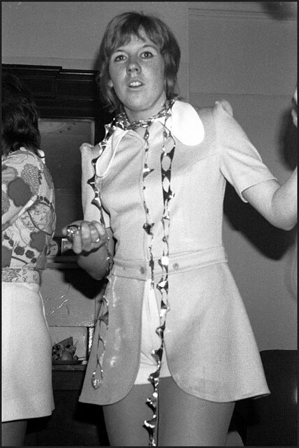 Party in Wolseley Street, 1970 - ws 021a