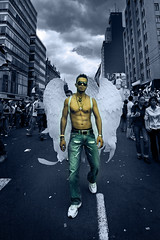 Urban Angel (Luis Montemayor) Tags: man angel mexico df hombre myfavs gayparade dflickr dflickr280608