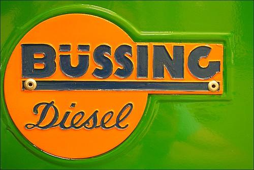 Büssing Diesel by loop_oh.