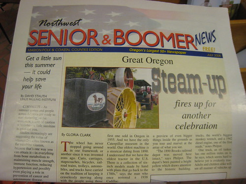 Northwest Senior & Boomer News