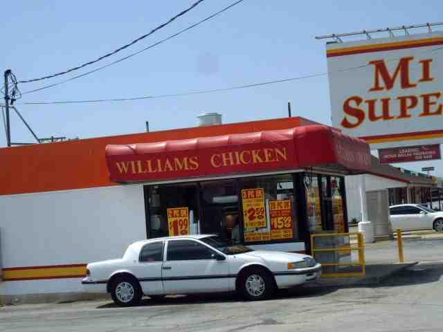 Williams Chicken, Garland, Texas USA