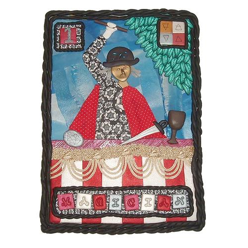 Magician Tarot Art