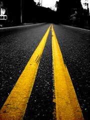 Way to Nowhere (Jess Gutirrez Gmez) Tags: road street ruta cutout way blackwhite colombia carretera jesus nowhere route amarillo estrada gutierrez medellin pavimento rodovia cruzadas supershot golddragon abigfave platinumphoto diamondclassphotographer flickrdiamond sonydscw90 overtheexcellence jediphotographer falcon2013