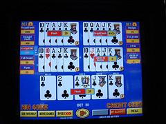 video poker slot