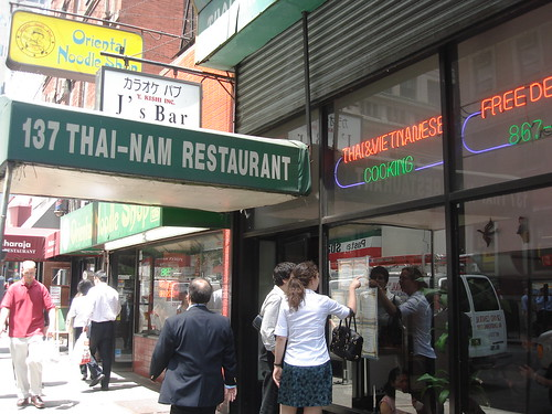 Thai-Nam, Midtown NYC