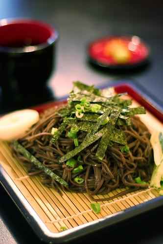Soba Noodles (189/366)