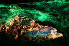 Lanzarote cave