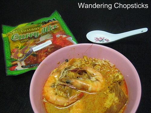 AA1 Instant Seafood Curry Mix